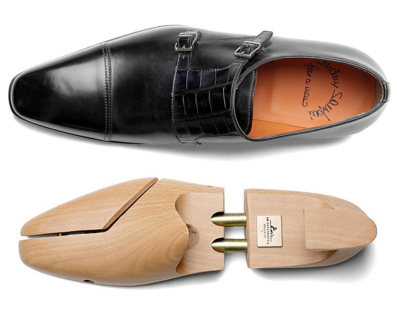 イタリア&フランス靴にあうシューツリー