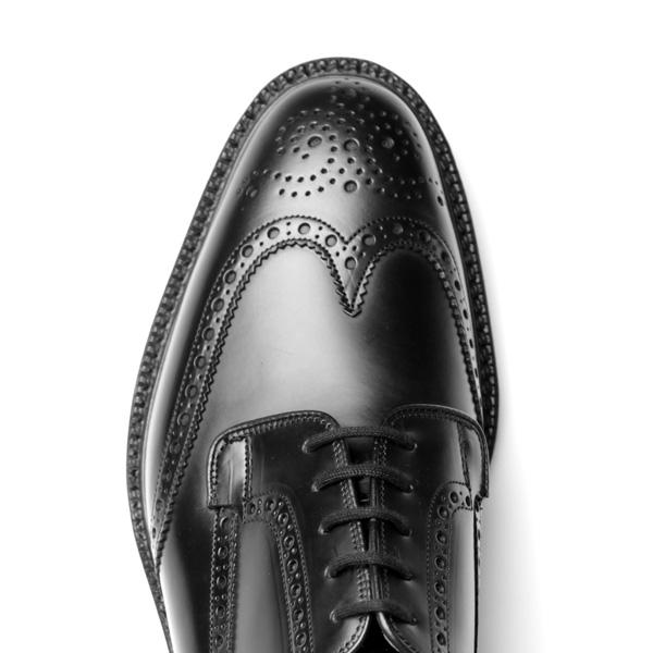 英国靴のフォルム