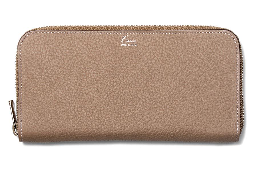 コルヴォ ラウンドファスナー財布