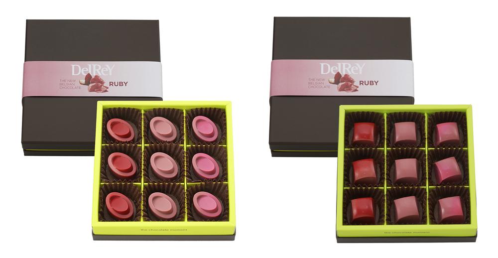 デルレイ ルビーチョコレート コレクション