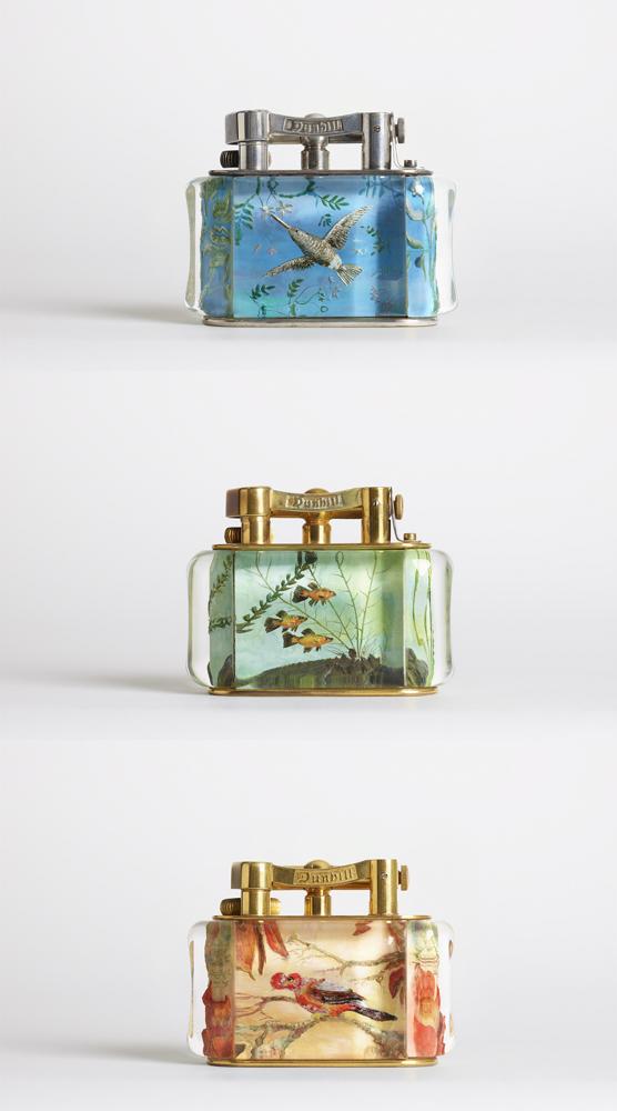dunhill AQUARIUM Collection
