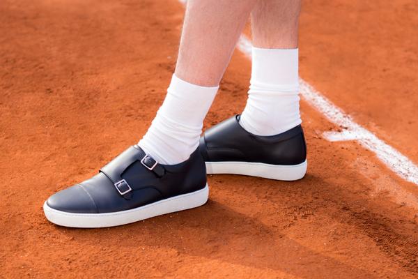 ジェイエムウエストン×全仏オープンテニス「ローラン・ギャロス」