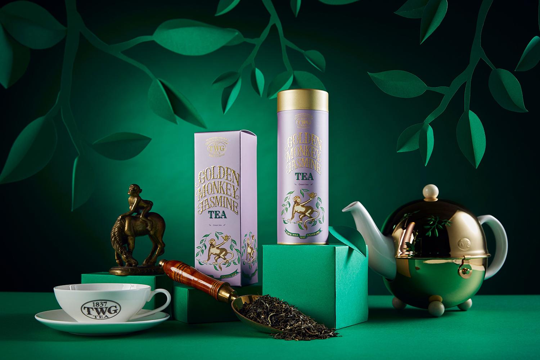 TWG Golden Monkey Jasmine Tea