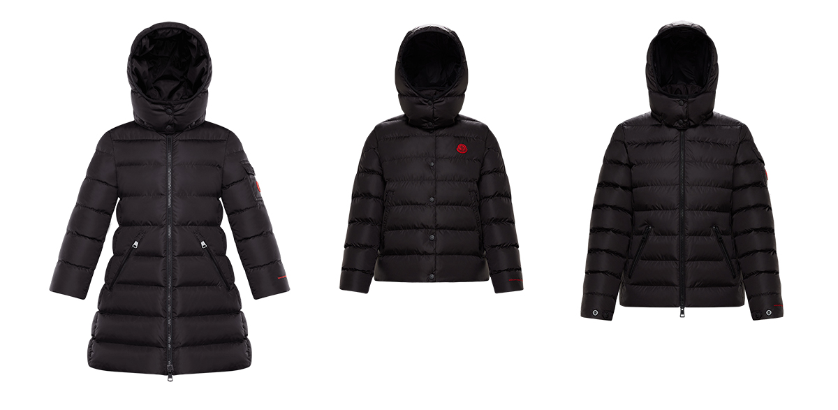 Moncler Born to Protect Jacket